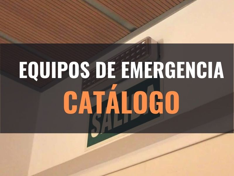 Catalogo Equipos de Emergencia Clever Group